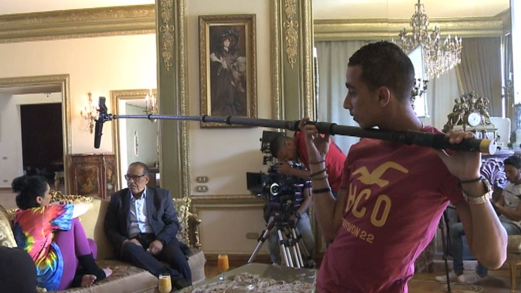 MIDDLE EAST MATTERS - Egypt: The success of TV series during Ramadan
