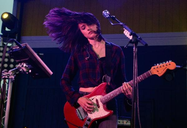 The women in Warpaint aren't witches, but their music will leave you spellbound