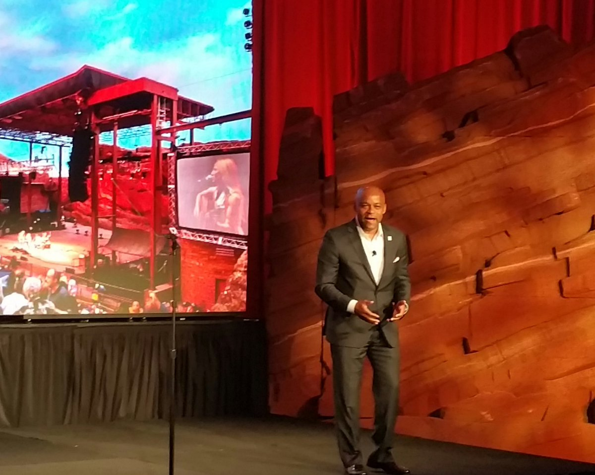 test Twitter Media - Denver Mayor Michael Hancock ROCKS the #ipw17 press conference showcasing the Mile High City, hosts of IPW, 2018. @ustravelipw @VisitDenver https://t.co/zzqWo4EgGB