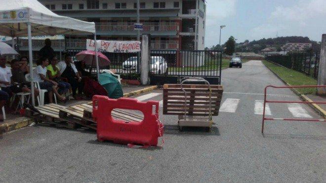 Début de négociations apaisées avec la mission d'expertise à l'hôpital de Cayenne