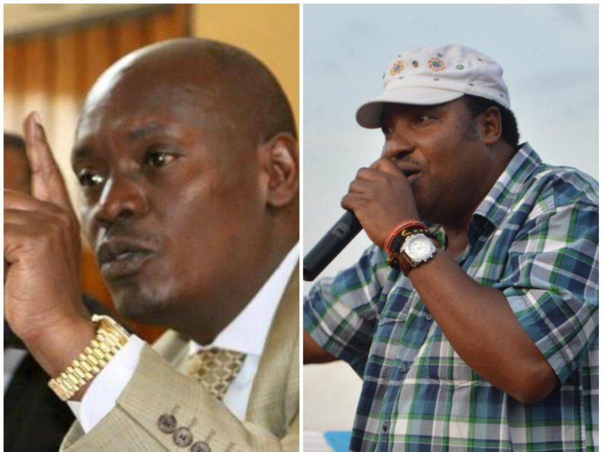 Court orders Kabogo to pay Waititu Sh5.3m for academic papers case