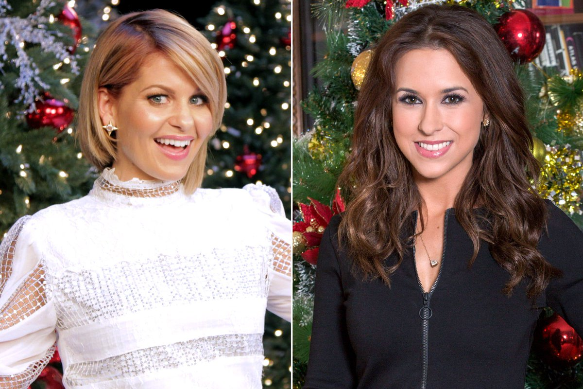 Candace Cameron Bure and Lacey Chabert are set to star in Hallmark Christmas movies: