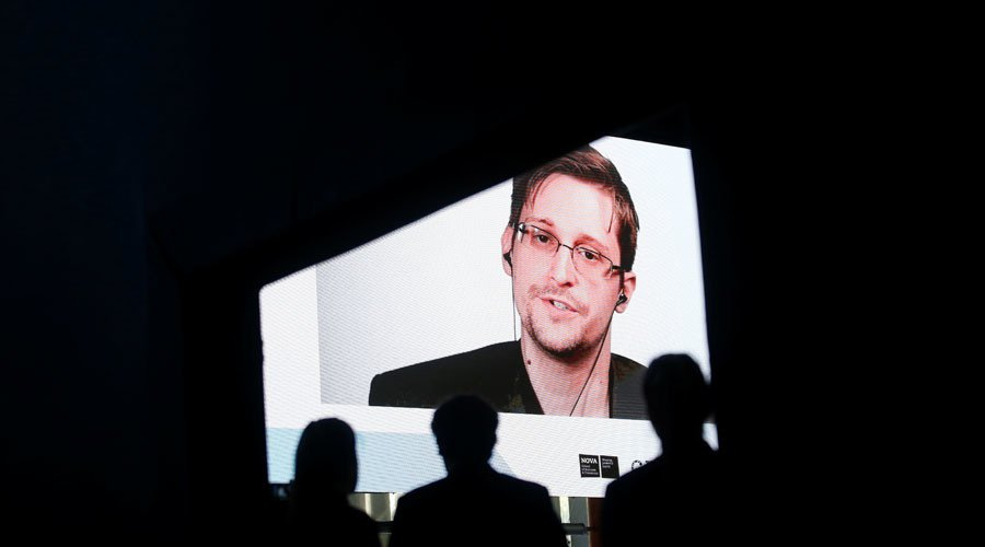 'Should outrage us all': Snowden blasts US over arrest of alleged NSA whistleblower