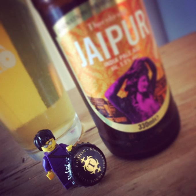 Happy Birthday Jaipur ... and the lovely little purple prince of funk too