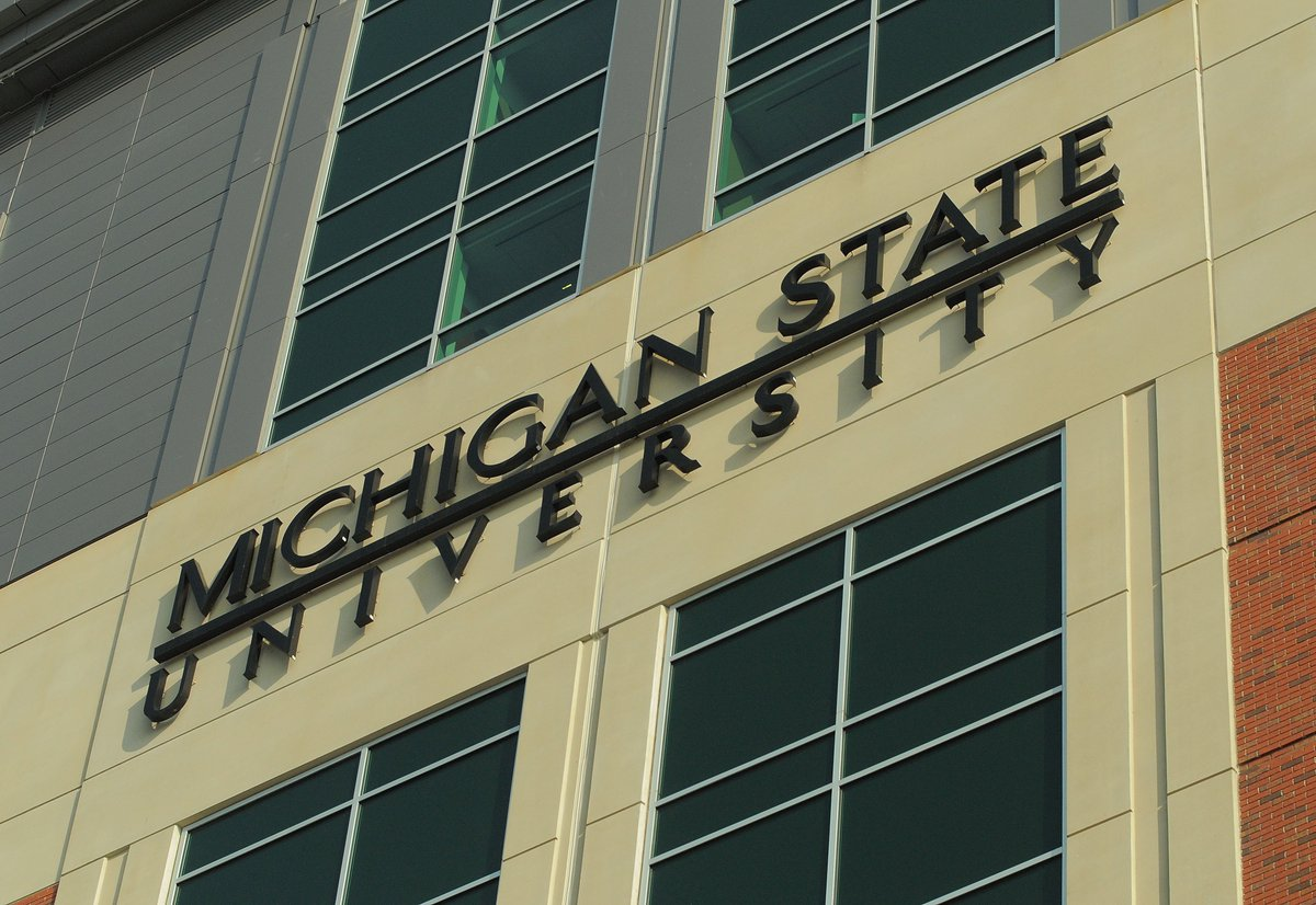 Three Michigan State University football players charged with sexual assault