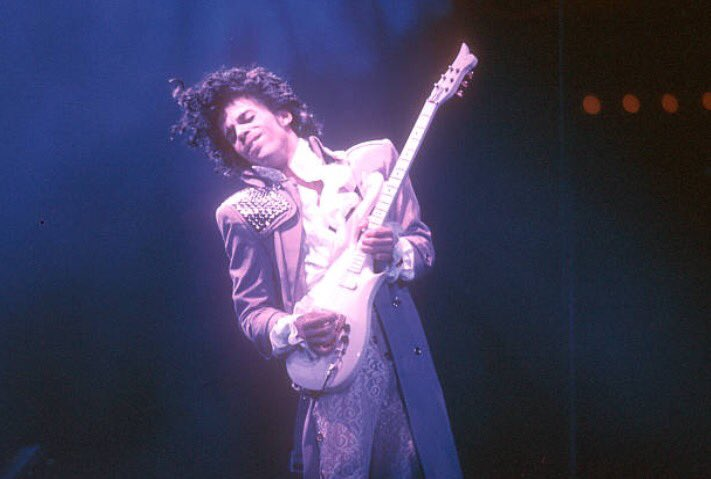 Happy heavenly birthday Prince!