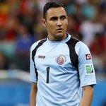 Costa Rica deja fuera de la Copa Oro a Keylor Navas