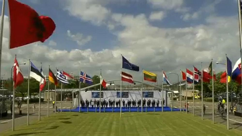 NATO flies Montenegro flag following accession