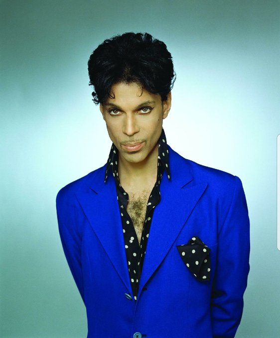 Gone far too soon! Happy birthday Prince!