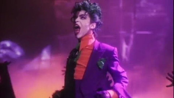 In Memoriam of the late and great Prince. Happy Birthday and RIP.