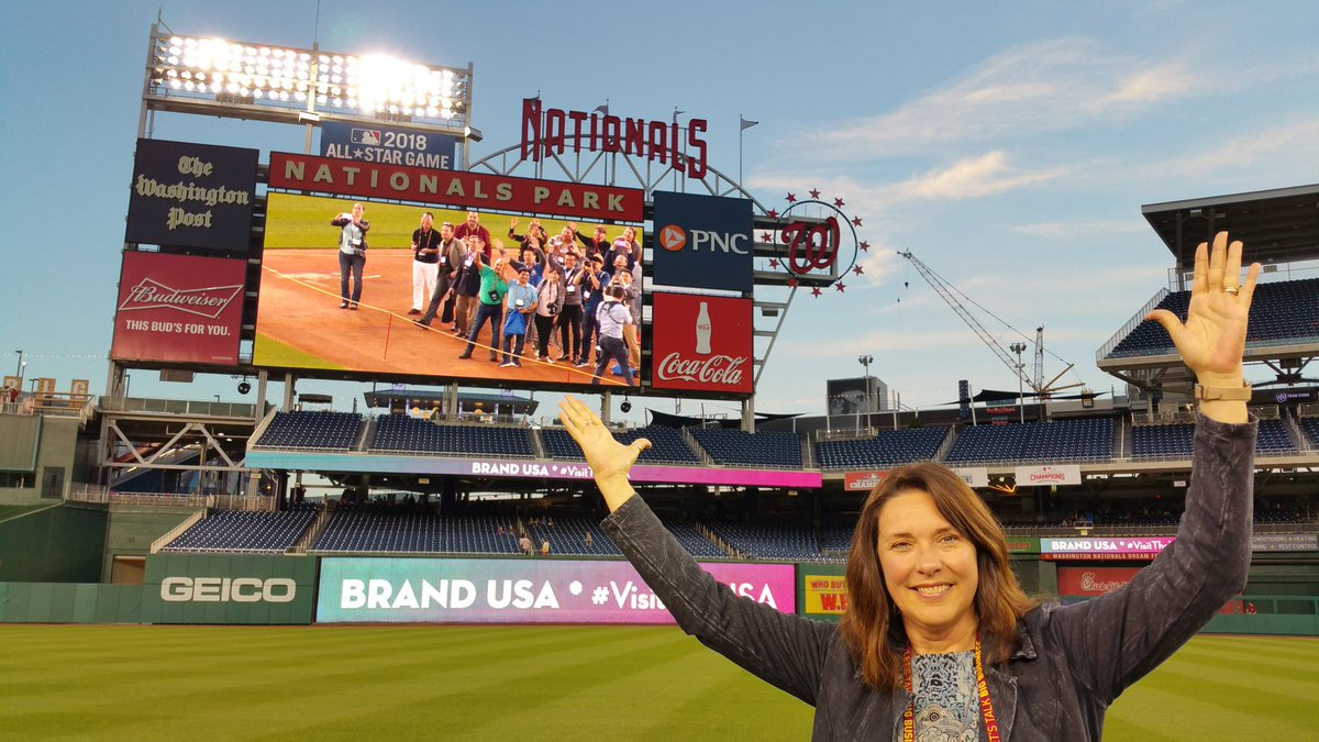 test Twitter Media - Hey DC, you knocked it out of the park hosting a fabulous 49th annual #ipw17. Thank you! Great closing event @Nationals Park. @ustravelipw https://t.co/kTFg7gdoMb