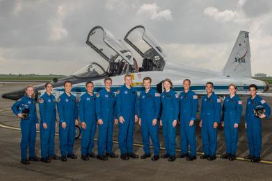 Meet NASA's astronaut class of 2017