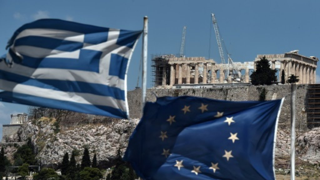 EU chiefs may need to solve debt relief riddle: Greece