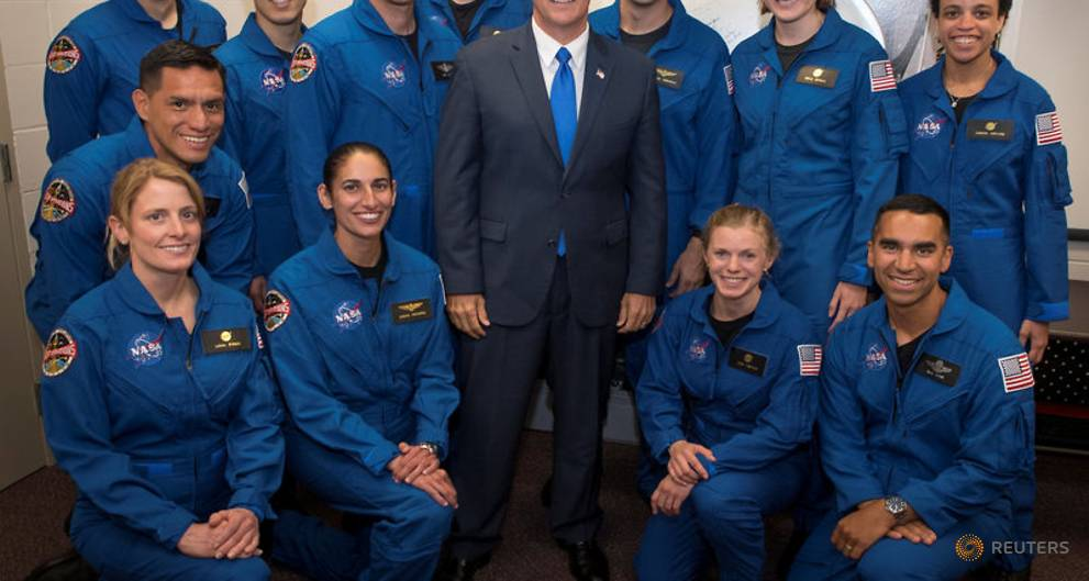 Mars rover scientist, SpaceX engineer join NASA astronaut corps