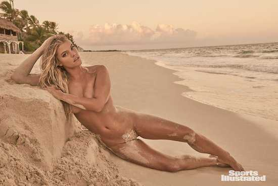 nudity sports Illustrated