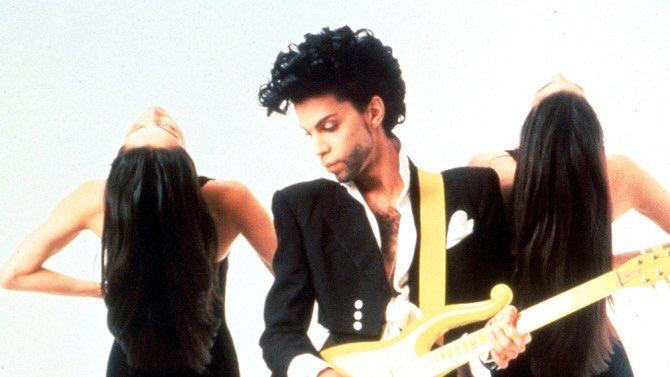 Happy Birthday to the legendary Prince