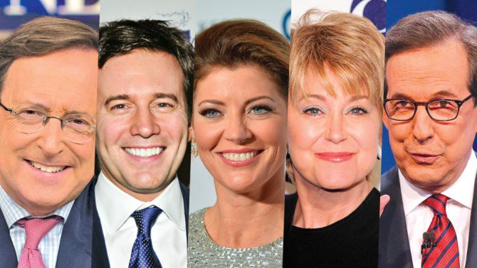 "Who should CBS News consider for the open anchor chair at ""Evening News""?"