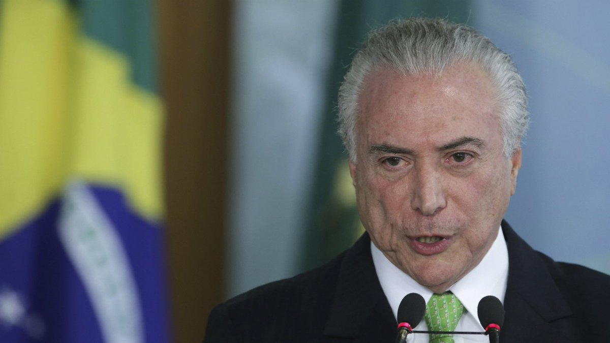 Multiple threats could lead to downfall of Brazil president