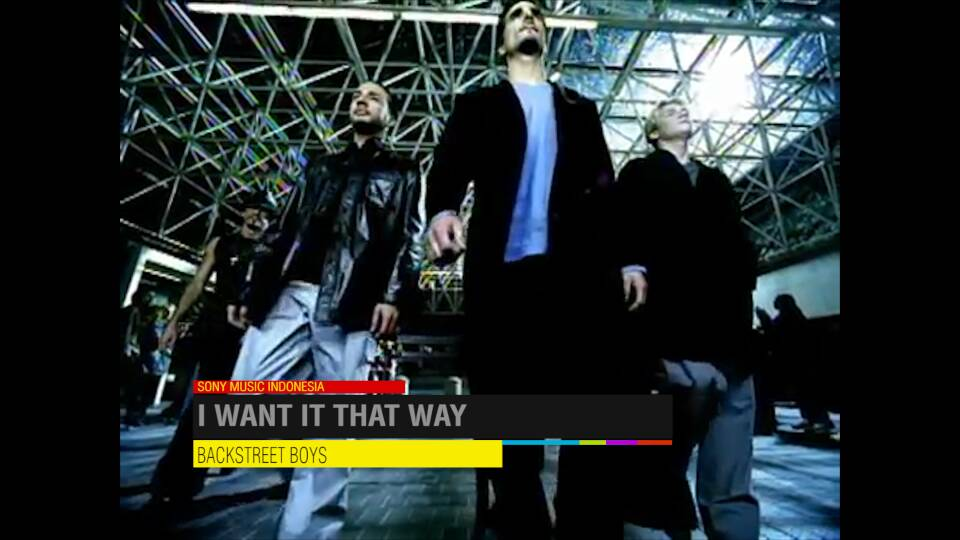 The best band alive, the backstreet boys