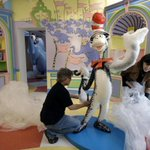 Oh the Places You'll Go! Dr. Seuss museum opens its doors