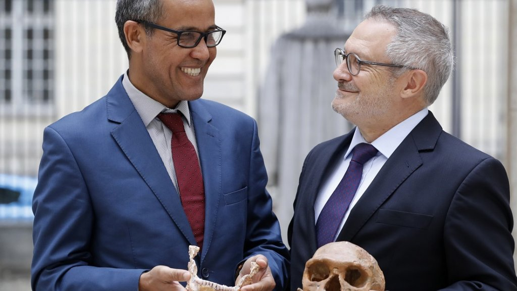 Discovery of oldest Homo sapiens in Morocco rewrites human history