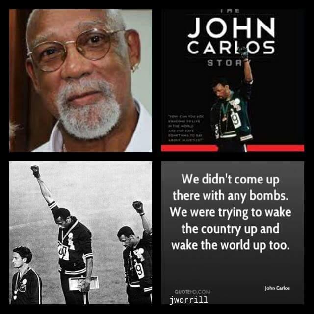 Happy Birthday John Carlos