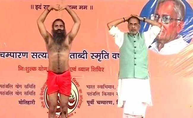 'Practise Yoga': Agriculture Minister's Response On Mandsaur Farmer Deaths
