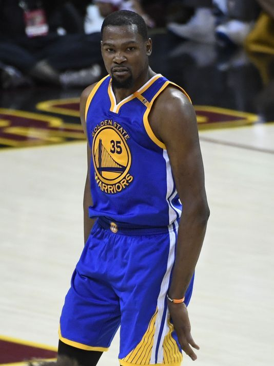 Kevin Durant's late-game heroics encapsulate NBA's new nightmare.
