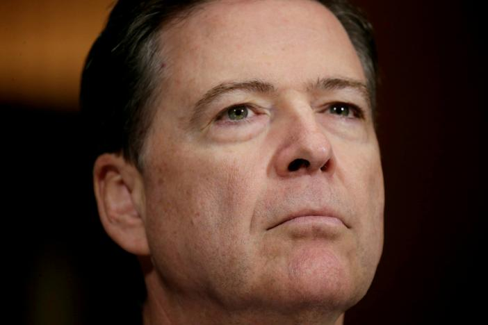LIVE NOW: Senate Intelligence Committee hearing with former FBI Director Comey begins