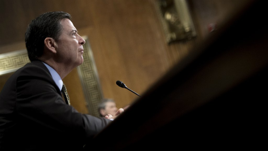 Live: Former FBI chief Comey testifies in Flynn-Russia probe