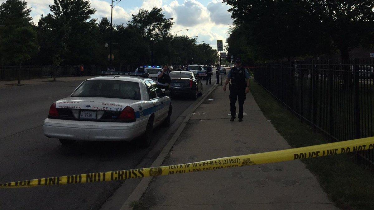 Teen boys among 9 wounded in city shootings