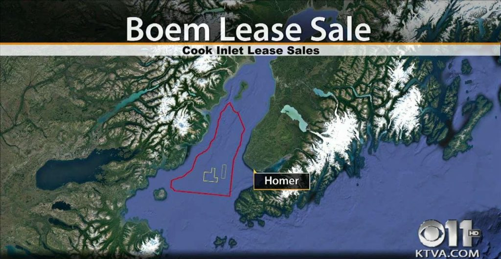 Hilcorp only bidder in Cook Inlet lease sales