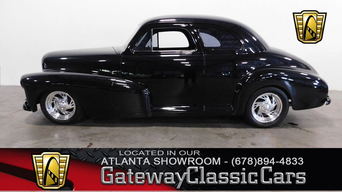 1947 Chevrolet Sedan – Gateway Classic Cars of Atlanta #384 https://t.co/petMmaiktH https://t.co/J68EHhFJa5 https://t.co/VMnu0wMKPb