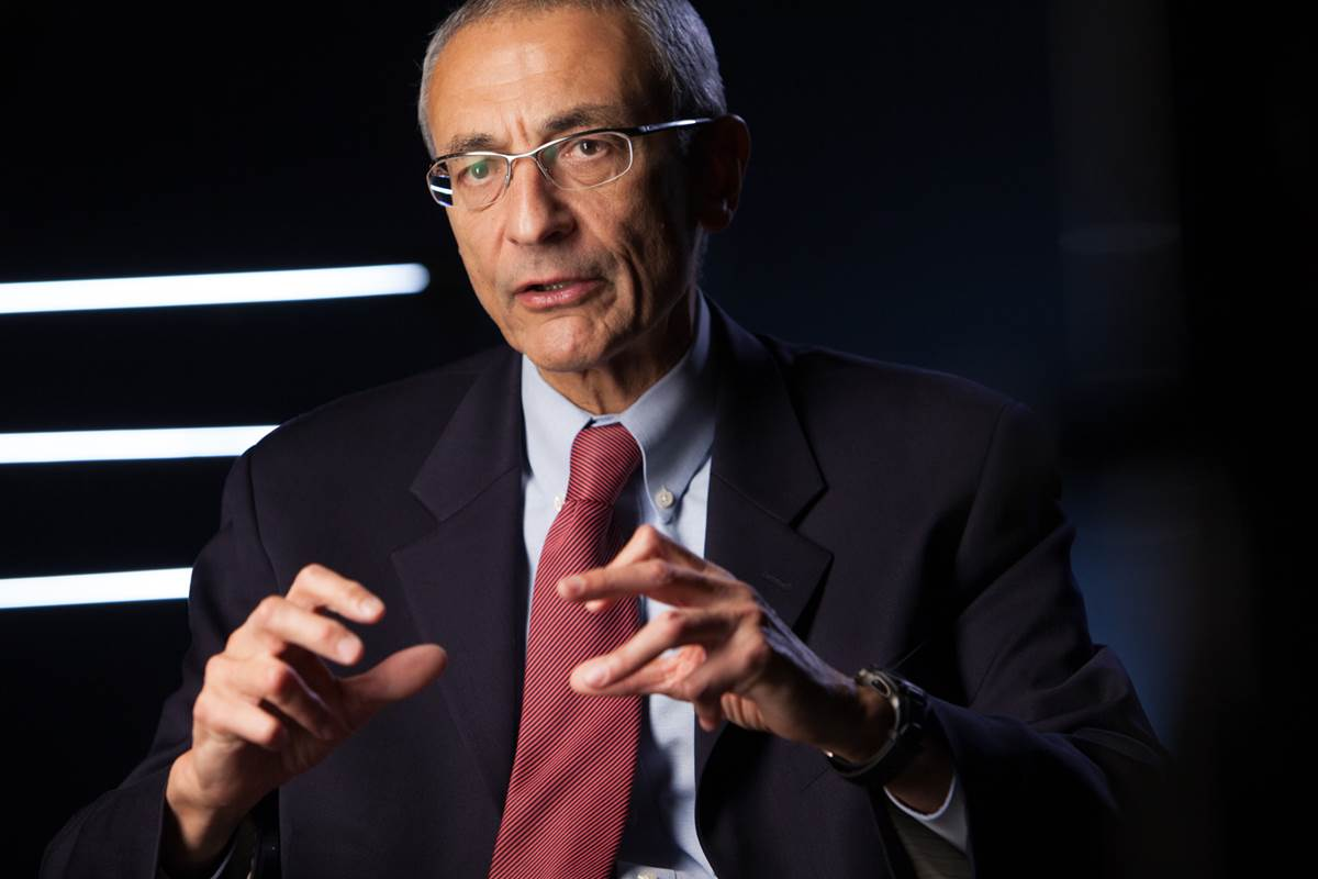 Clinton campaign Chairman John Podesta to answer congressional questions