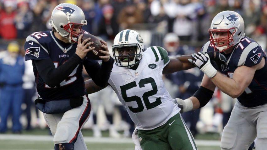 Patriots sign former Jets linebacker David Harris