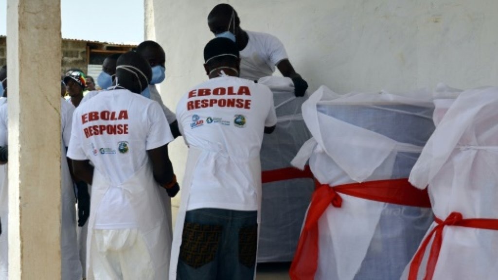 Ebola burial teams dramatically West Africa outbreak: study
