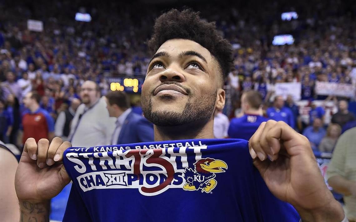 KU's Frank Mason taken in second round of NBA Draft by Sacramento Kings