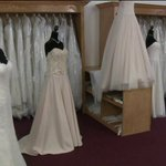 Bridal shop owner prides herself on 'American made' dresses
