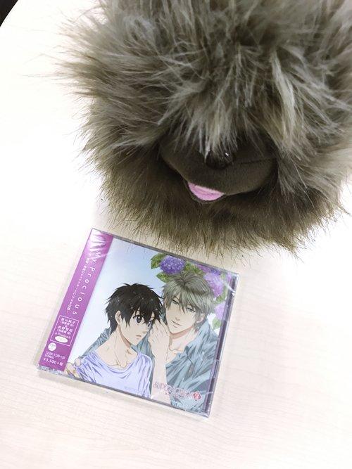 『キャラクターソングアルバム My Precious』本日発売です♪梅雨の時期もこのCDがあれば楽しくなっちゃいます!零