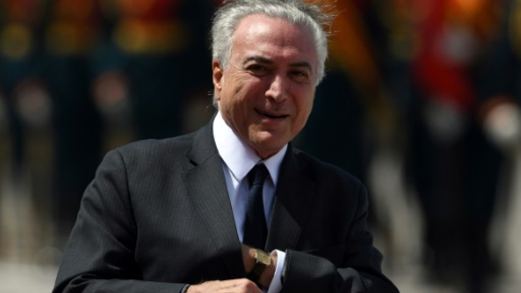Brazil's corruption crisis reaches fever pitch