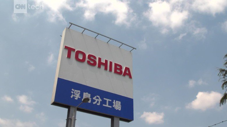 Toshiba picks Japan-led bid for its $18B computer chip business