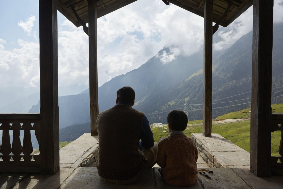 RT @BeingSalmanKhan: Beautiful Manali !