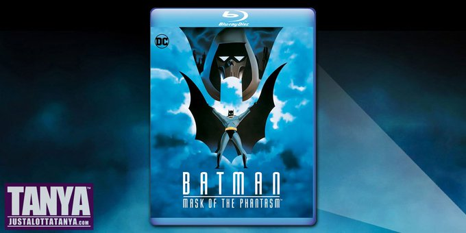 . @WarnerArchive Brings #Batman: Mask Of The Phantasm To #BluRay https://t.co/f4WVpHdoUE https://t.c