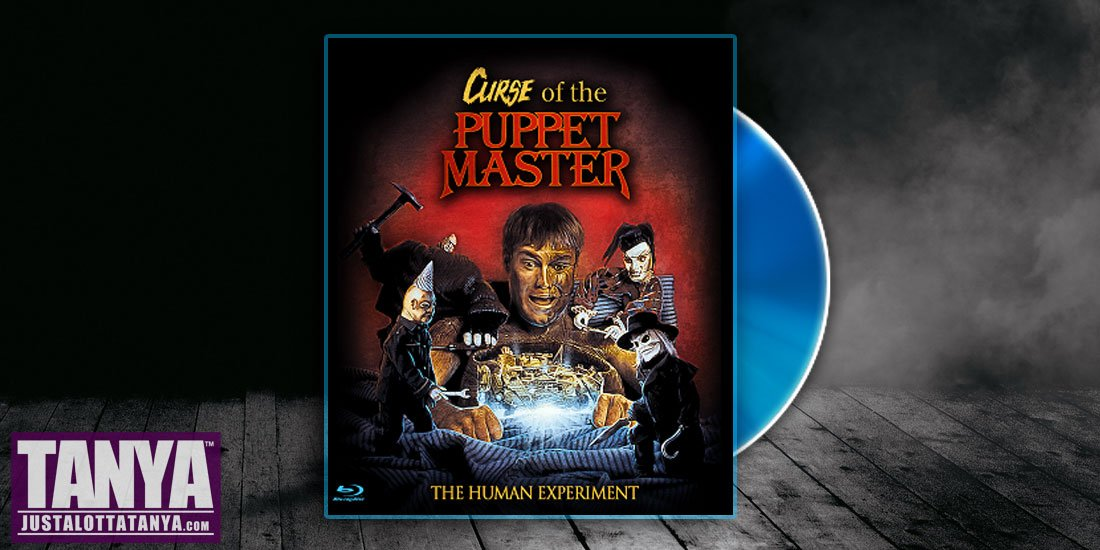 . 's Curse Of The Puppet Master Remastered & Restored For #Bluray! NKTnKSH7SJ