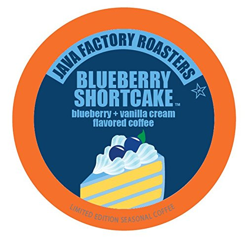Blueberry Shortcake Coffee GIVEAWAY 7/4 @javafactory