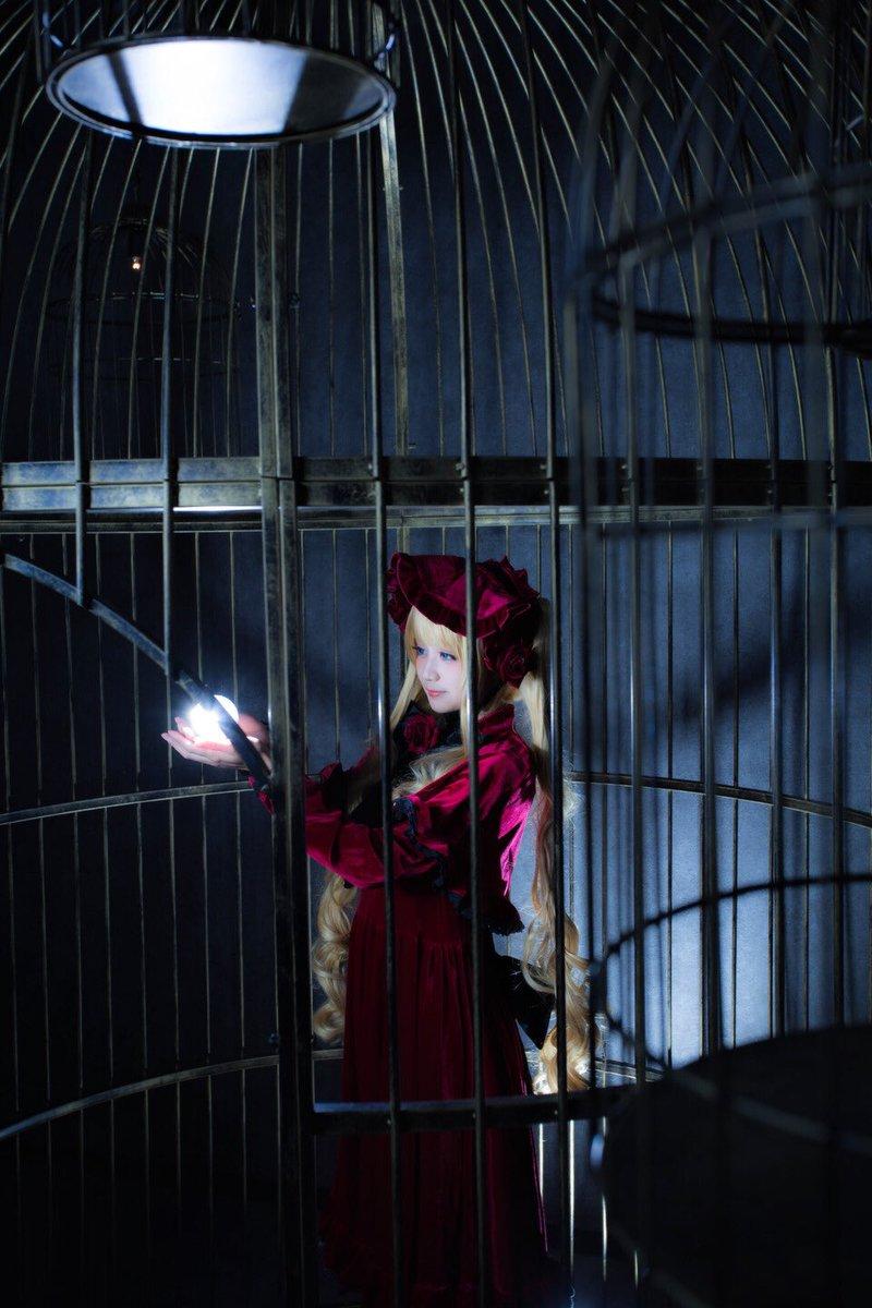 【ローゼンメイデン/真紅】「私は真紅。 誇り高きローゼンメイデンの第5ドール。 」photo1.2枚目:マタドーラさん(
