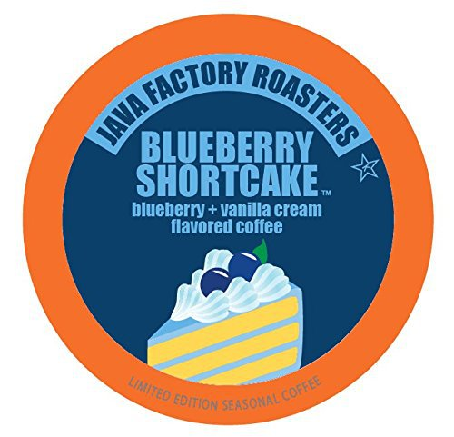 Blueberry Shortcake Coffee Giveaway -