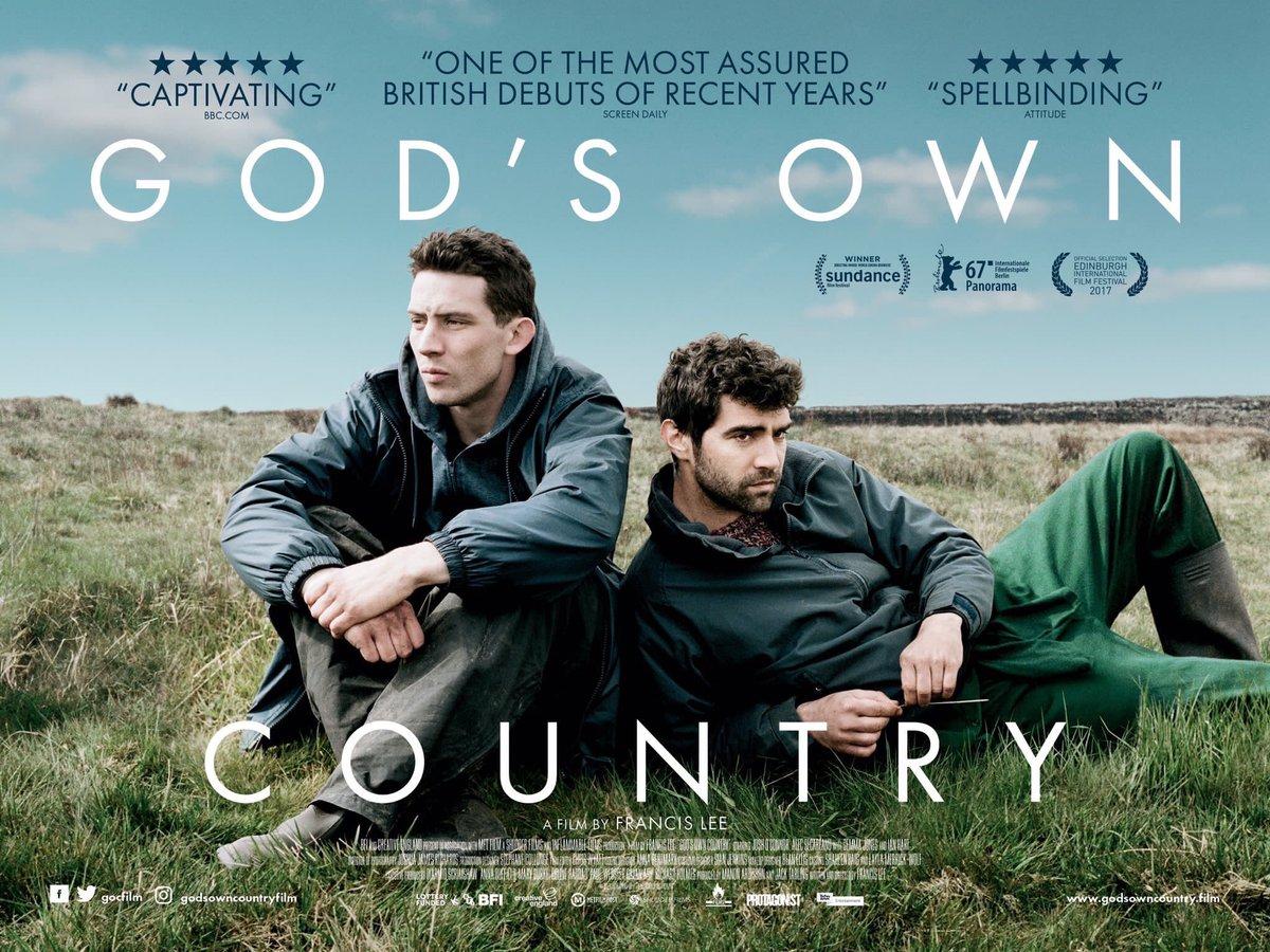 Best of luck to @gocfilm @strawhousefilms opening @edfilmfest today! #GodsOwnCountry #edfilmfest 👏🏽 https://t.co/47p6XyTibJ