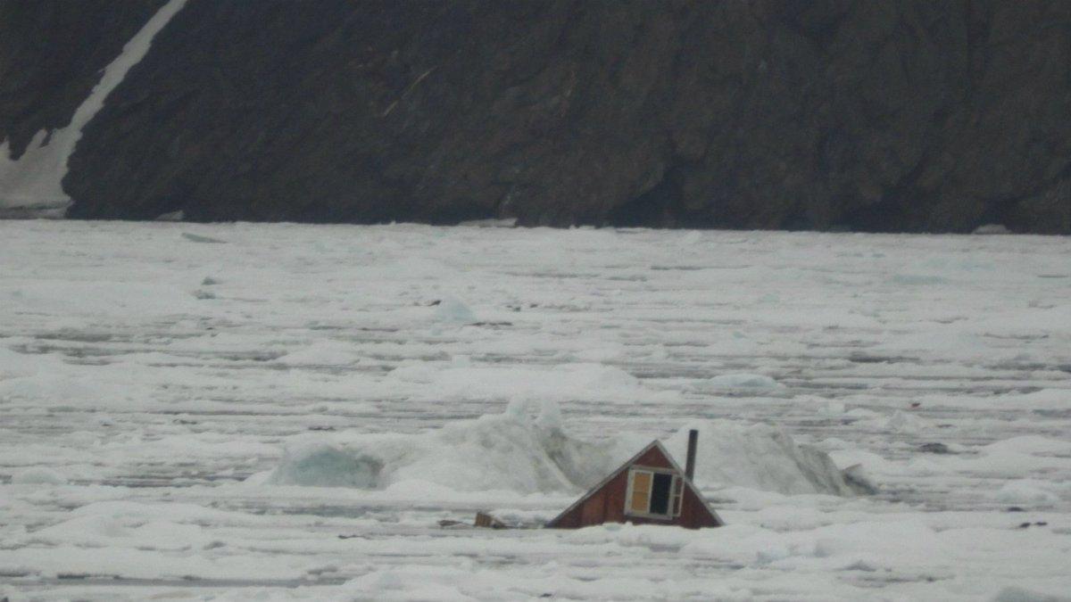 Four presumed dead after Greenland tsunami