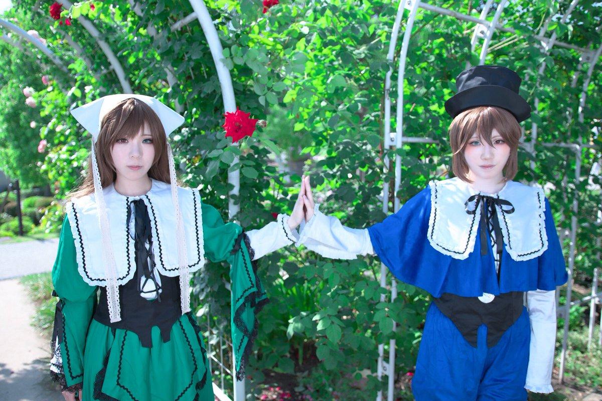 ローゼンメイデン / 双子人形写真*いちさん( )